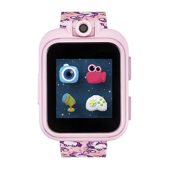 Itouch Playzoom Girls Pink Smart Watch-Ipz13072r06a-Pnp