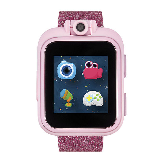 Itouch Playzoom Girls Pink Smart Watch-13766m-18-Grg