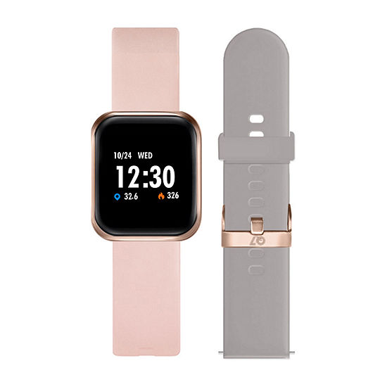 LIMITED TIME SPECIAL! Q7  Blush Smart Watch-900006r-18-P04