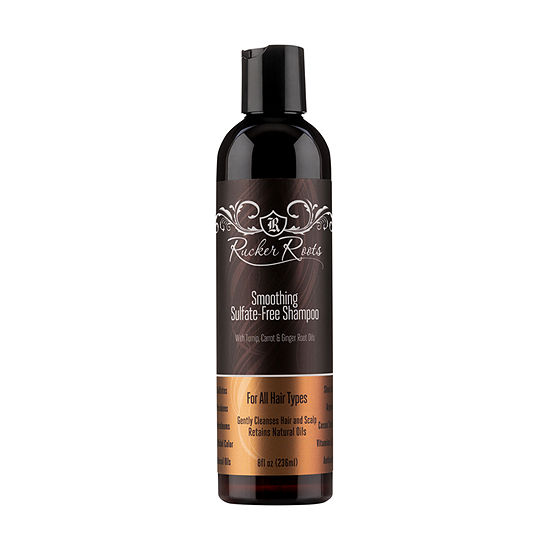 Rucker Roots Smoothing Sulfate-Free Shampoo - 8 oz.