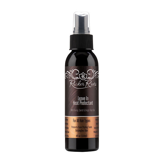 Rucker Roots Heat Protectant Hair Spray-4 oz.