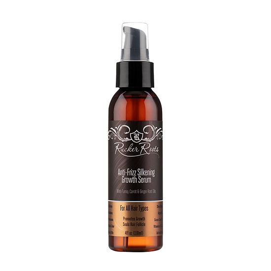 Rucker Roots Anti Frizz Growth Hair Serum-4 oz.