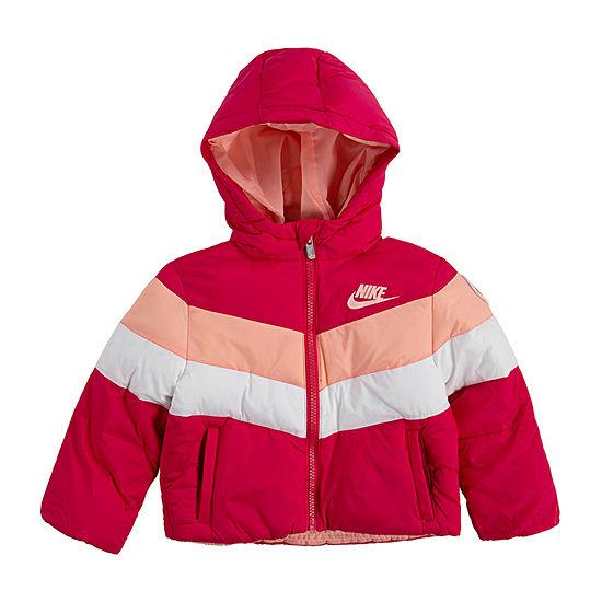 Nike Baby Girls Heavyweight Windbreaker
