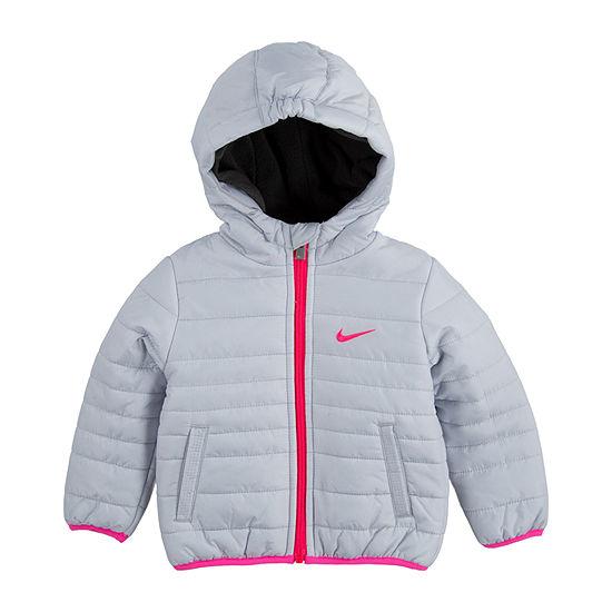 Nike Baby Girls Heavyweight Puffer Jacket