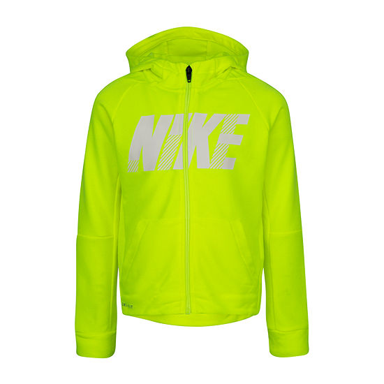 Nike Little Boys French Terry Lightweight Jacket