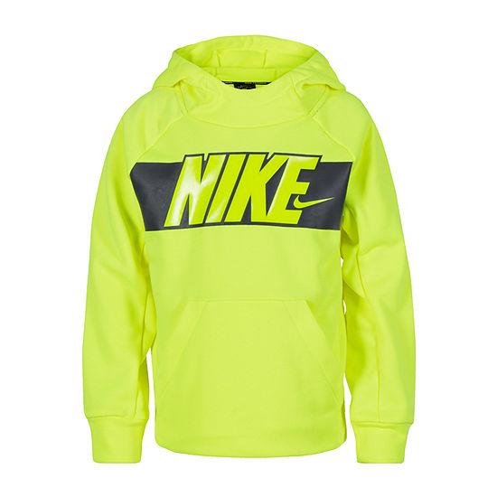Nike Little Boys Fleece Lightweight Jacket