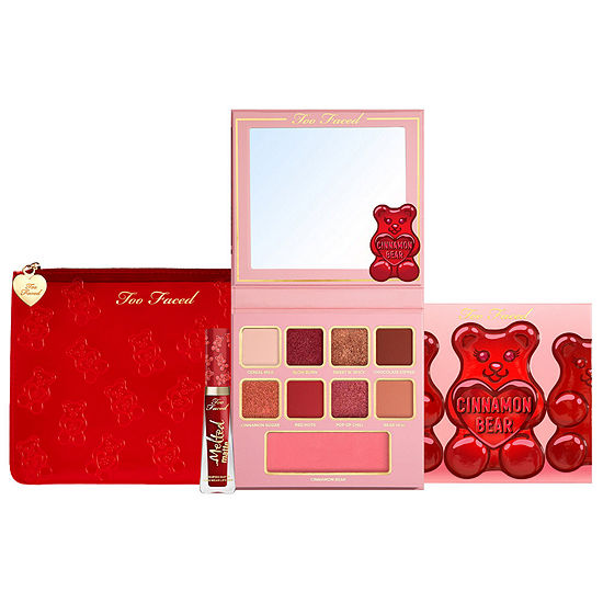 Too Faced Cinnamon Bear Makeup Set ($116 value)
