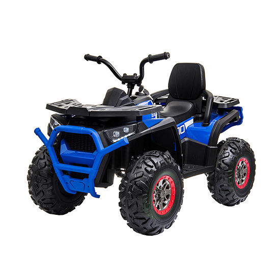 12v Ride On Atv (Blue)