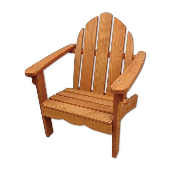 Childrens Wood Deck Chair