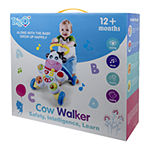 The Cow Cart Baby Cow Walker