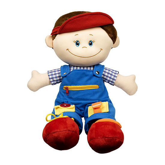 Love & Learn Doll Boy