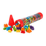 Crayola Amloid Giant Crayon With Blocks 70 Pc Set