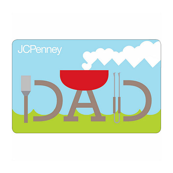 $100 Dad BBQ Gift Card