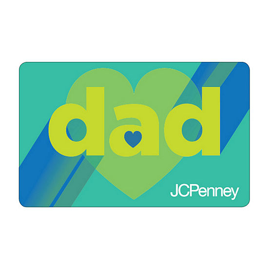 Dad Hearts Gift Card