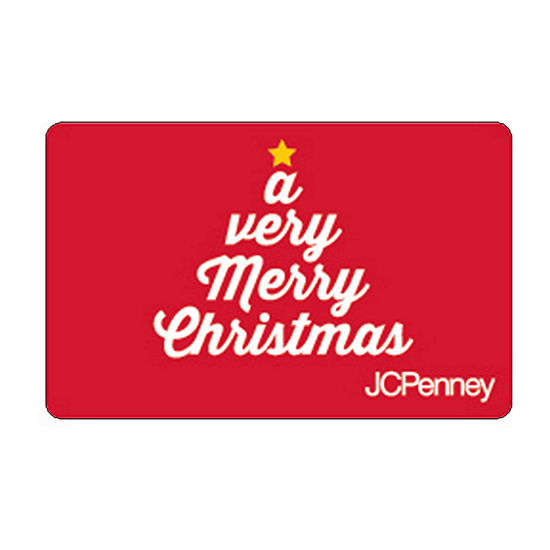 Very Merry Christmas Gift Cards