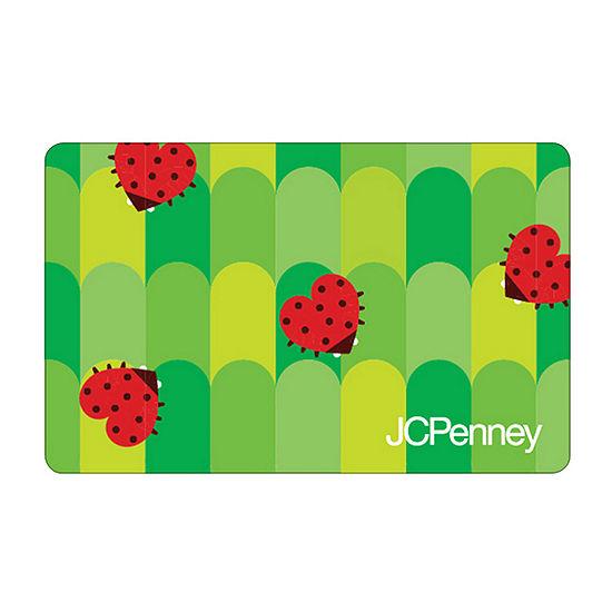 Ladybug Gift Card