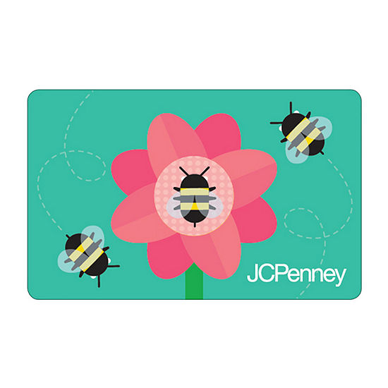 Bees Gift Card