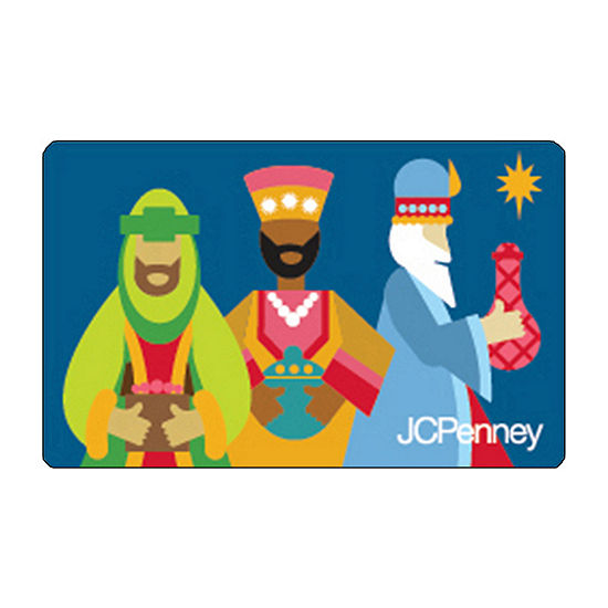 Three Wise Man Gift Card