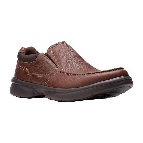 Clarks Mens Bradley Slip-On Shoe