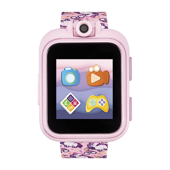 Itouch Playzoom Unisex Pink Smart Watch-13072m-2-51-Pnp
