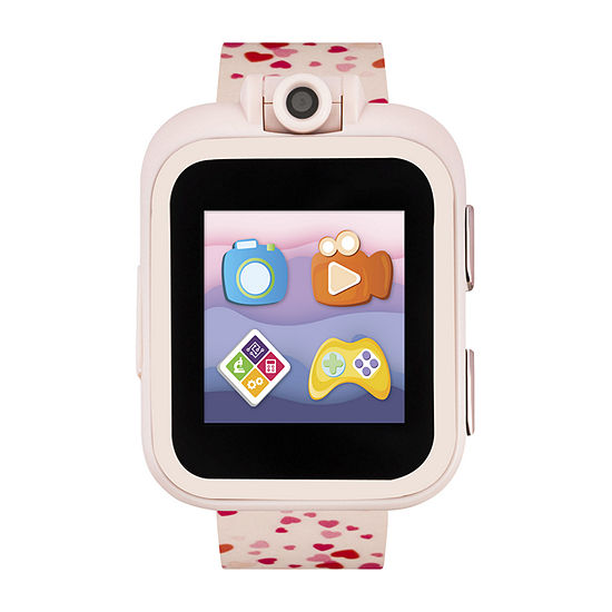 Itouch Playzoom Unisex Pink Smart Watch-13077m-2-51-Pnp