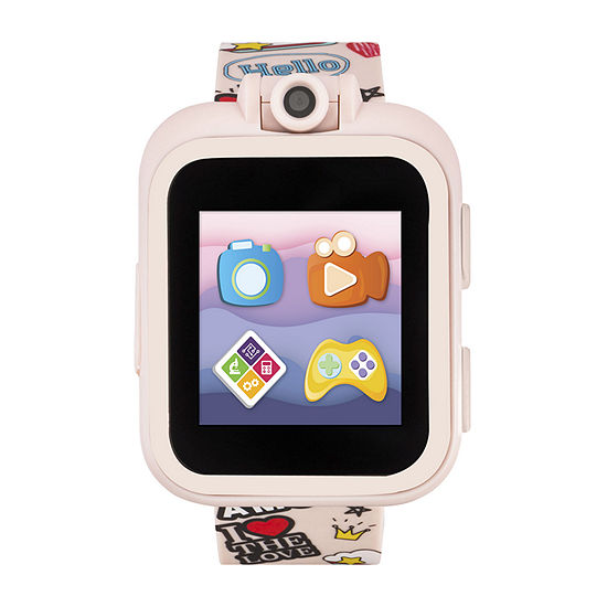 Itouch Playzoom Unisex Pink Smart Watch-13463m-2-51-Pnp