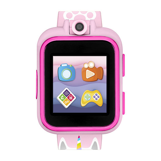 Itouch Playzoom Unisex Pink Smart Watch-500040m-2-51-G13
