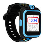 Itouch Playzoom Unisex Black Smart Watch-03485m-2-51-Blt