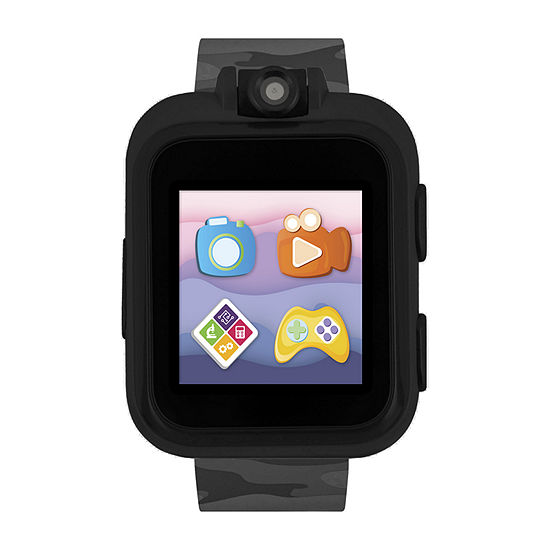 Itouch Playzoom Unisex Black Smart Watch-500026m-2-51-G57