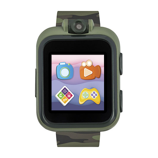 Itouch Playzoom Unisex Green Smart Watch-03480m-2-51-Dop