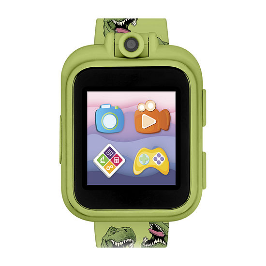 Itouch Playzoom Unisex Green Smart Watch-500041m-2-51-G25