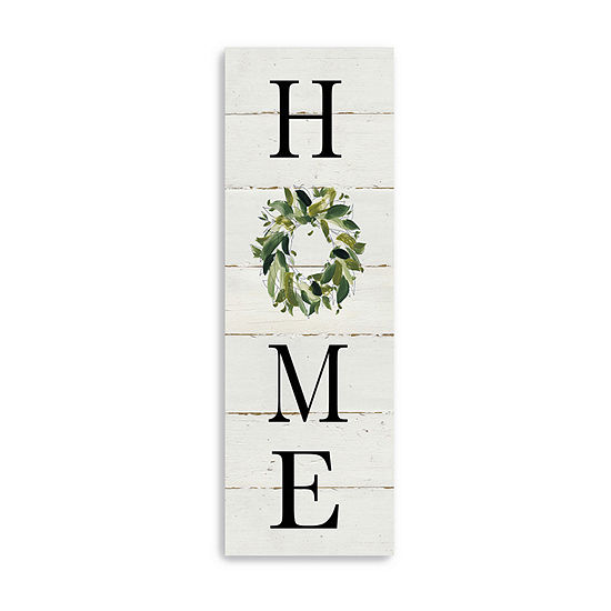 Home Giclee Canvas Art