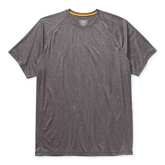 The Foundry Big & Tall Supply Co.- Men's Crew Neck Short Sleeve T-Shirt
