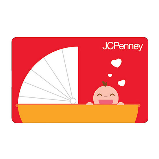 Baby Buggy Gift Card