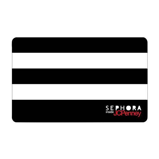 Sephora Inside JC Penney Gift Card