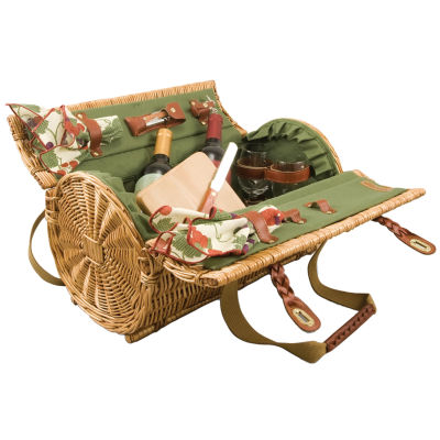 Picnic Time® Verona Picnic Basket for Two