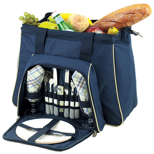 Picnic Time® Toluca Picnic Tote For Two
