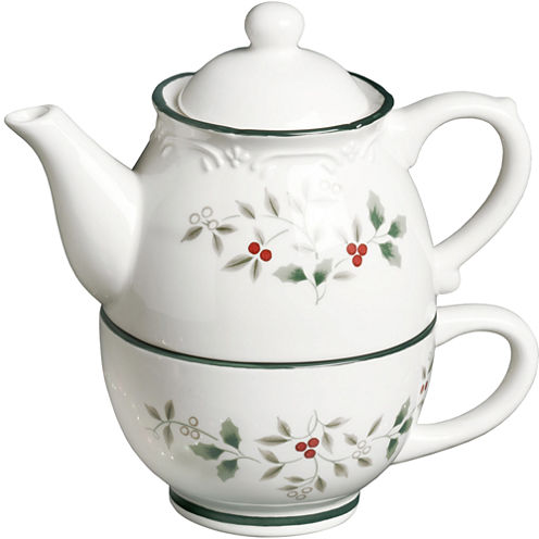 Pfaltzgraff® Winterberry Tea For One Serving Pot