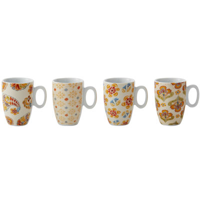 Free Spirit Set of 4 Espresso Cups