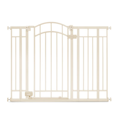 Summer Infant® Multi-Use Deco Extra Tall Walk-Thru Gate - Beige