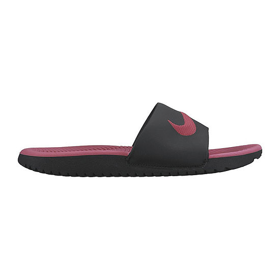 Nike® Kawa Slide Girls Sandals - Little Kids/Big Kids