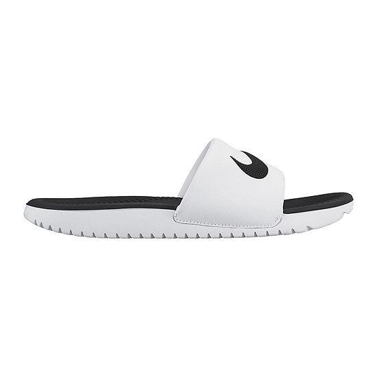 20bbdffa32ba Nike® Kawa Slide Boys Sandals - Little Kids Big Kids - JCPenney
