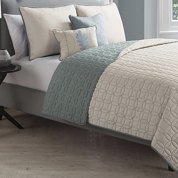VCNY Hayden 5-pc. Quilt Set