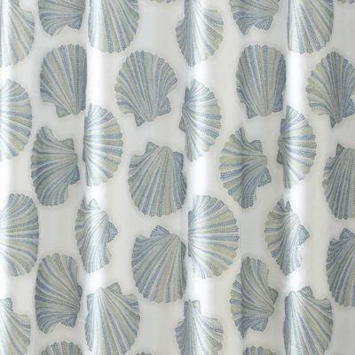 Croscill Classics® Mosaic Shells Shower Curtain