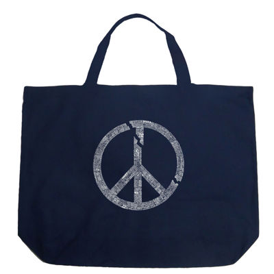 Los Angeles Pop Art Every Major World Conflict Since 1770 Tote