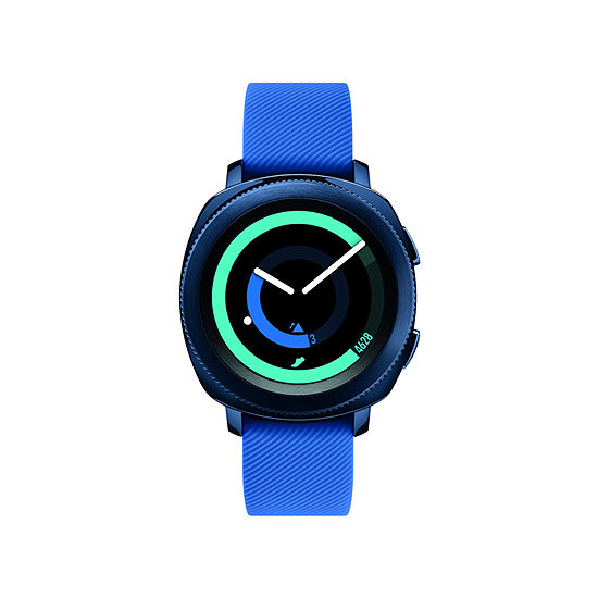 Samsung Gear Sport Blue Smart Watch-Sm-R600nzbaxar