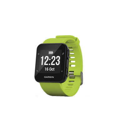 Garmin Forerunner 35 Unisex White Smart Watch-0100168903key