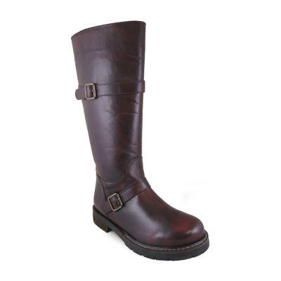 """Smoky Mountain Women's Alyssa 14"""" Leather Tall Boot"""
