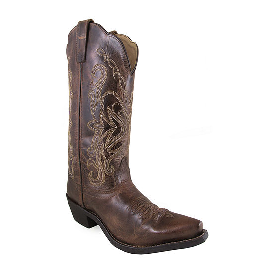 Smoky Mountain Womens Madison Cowboy Boots