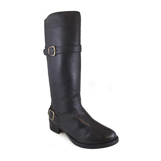 Smoky Mountain Womens Donna Dress Boots Block Heel